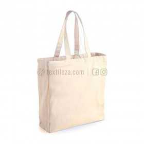 Bolsas Reusables Combinadas con Base y Asas de Cambrela (Cambrel)